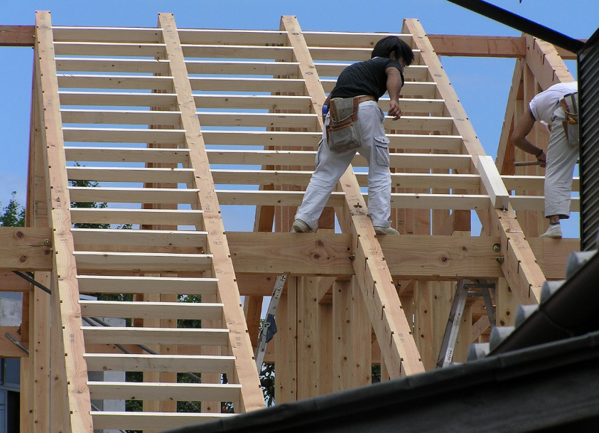 Roof insulation West michigan