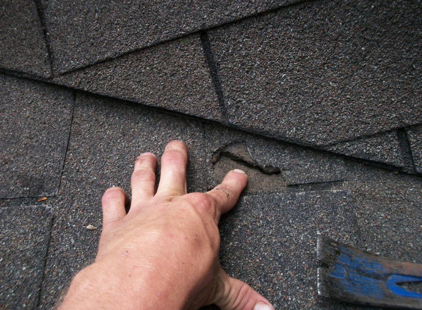Roofing warranty info